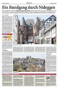 Rundgang  Stadt Nideggen