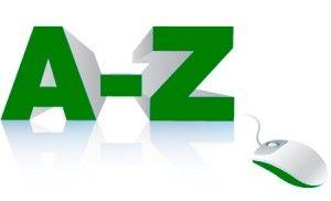 Meine Wanderwege Alphabetisch A-Z