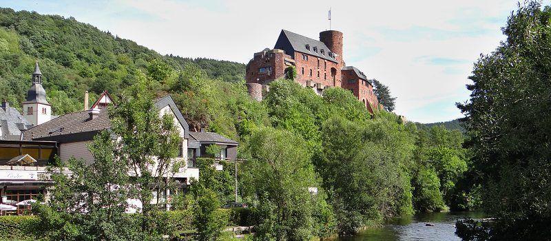 Heimbacher Burgen
