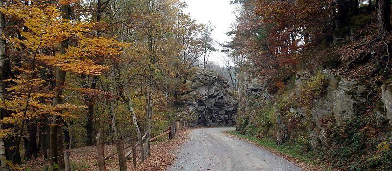 Kallbrück-Kalltalsperre-Ochsenkopf
