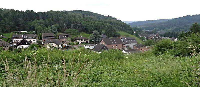 Lehmjöresweg-Rund um Vicht