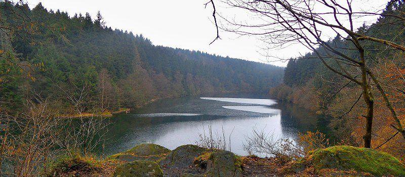 Monschau-Perlenbachtalsperre
