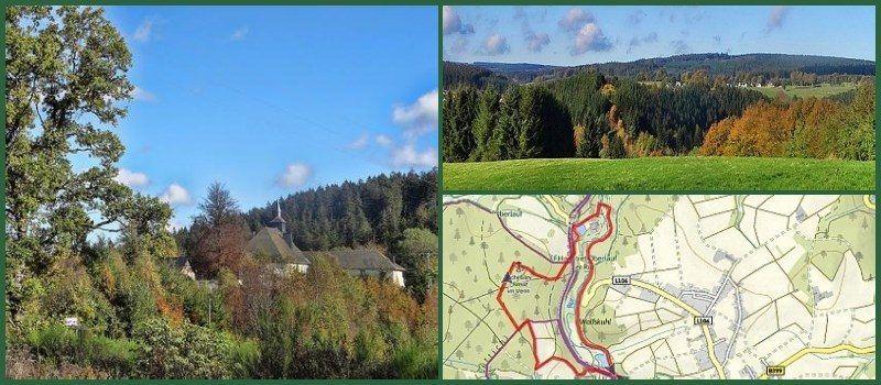 Unterwegs in Kalterherberg