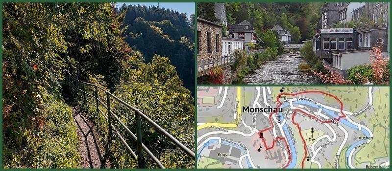 Unterwegs in Monschau