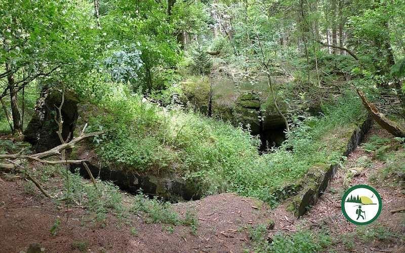 Bunker An Der Wegstrecke