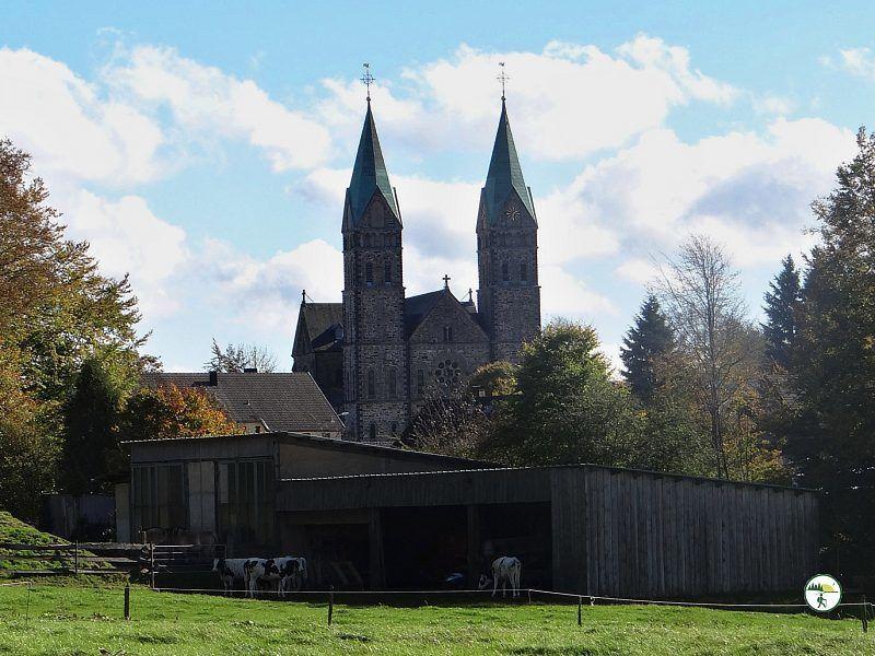 Kalterherberg Blick Auf Dom