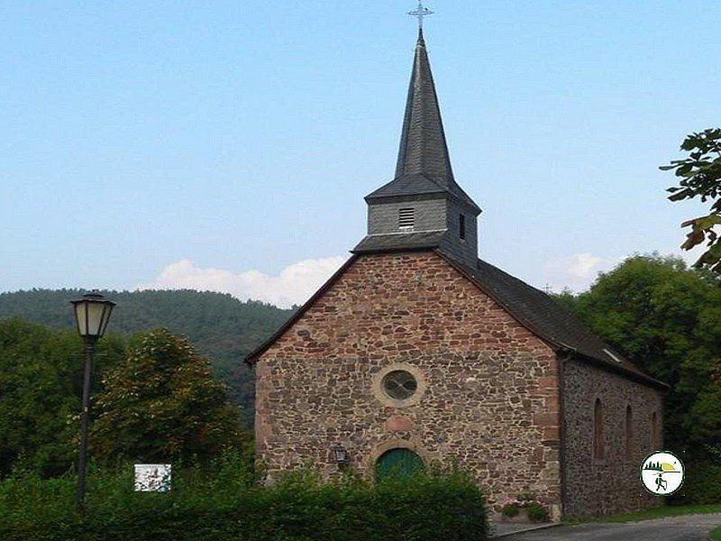 Kapelle In Blens