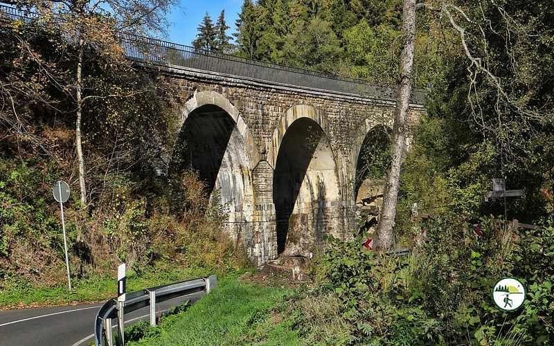 Klosterroute Vennbahnbrücke