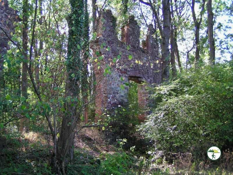 Ruine Am Wegesrand