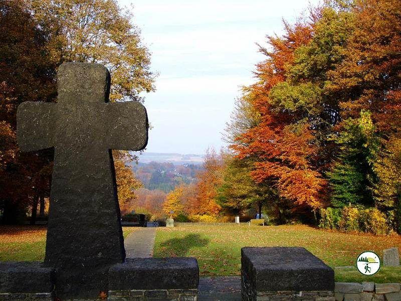 Soldatenfriedhof In Hürtgen