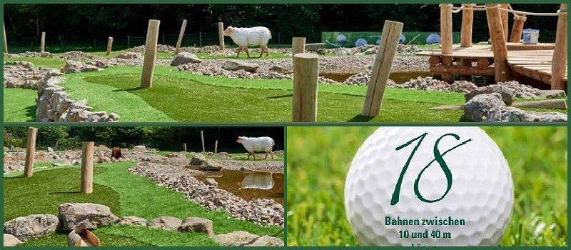 Adventure Golf Haus Kallbach