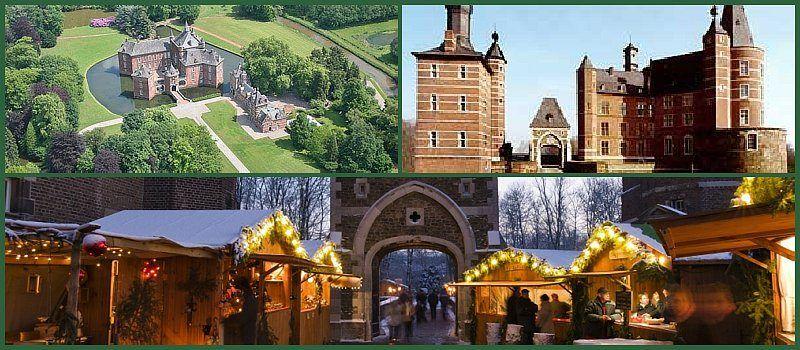 Weihnachtsmarkt Schloss Merode.Schloss Merode Der Eifelyeti De