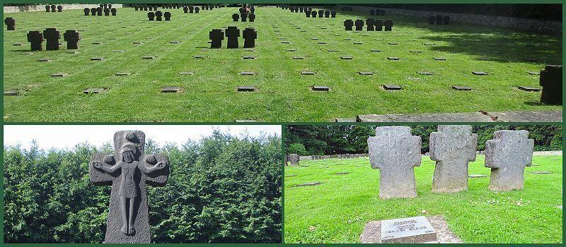 Soldatenfriedhof Vossenack
