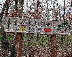 Fortslehrpfad Burgau
