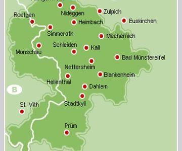 Karte Eifelblicke