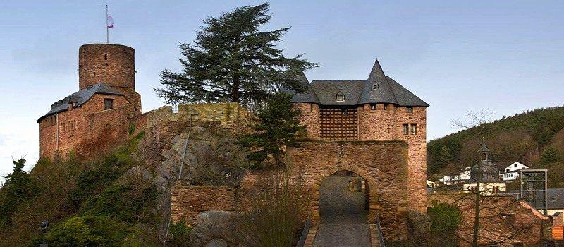 Historischer Stadtspaziergang Heimbach