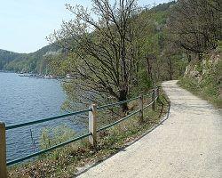 Zun Staudamm Von Schwammenauel