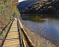 Wasserspass in Heimbach