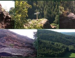 Buntsandstein-Route Etappe 2