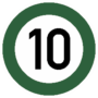 5 – 10 km